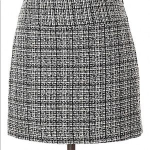 The Limited Tweed Pencil Mini skirt * Size 12